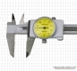 "Preview: Dial caliper, ""TOP"", 200 x 0.01 mm"