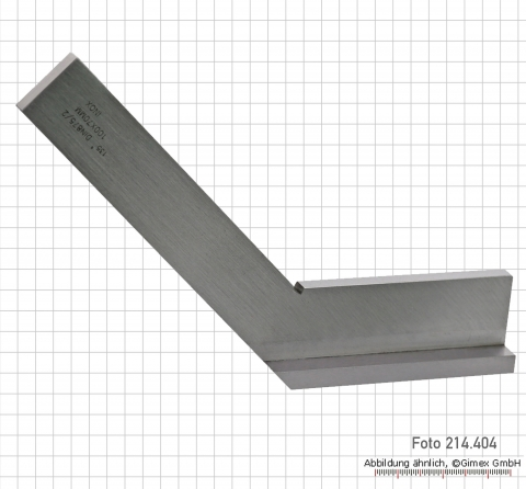 Steel Squares 135° with back, 150 x 100 mm