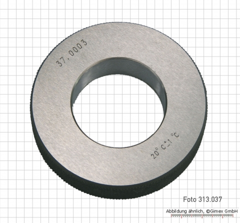 Setting ring gauge,  26 mm