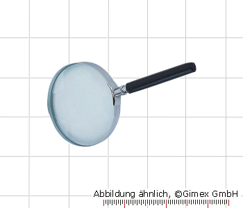 Magnifier, 60 mm, 5 diopter