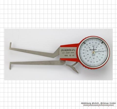 Innen-Schnellmesstaster 20-30 mm