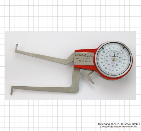 Innen-Schnellmesstaster 10-20 mm