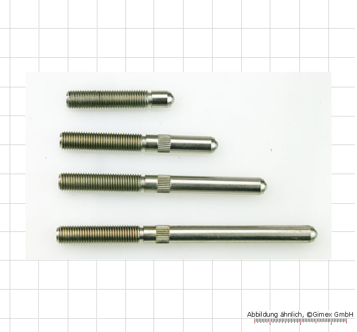 Measuring tips set for 100 - 250 mm